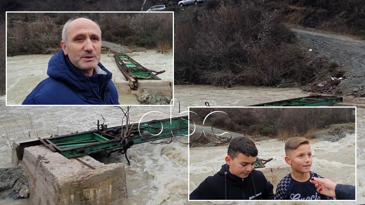 Shembet ura në Kukës, dhjetëra banorë të izoluar