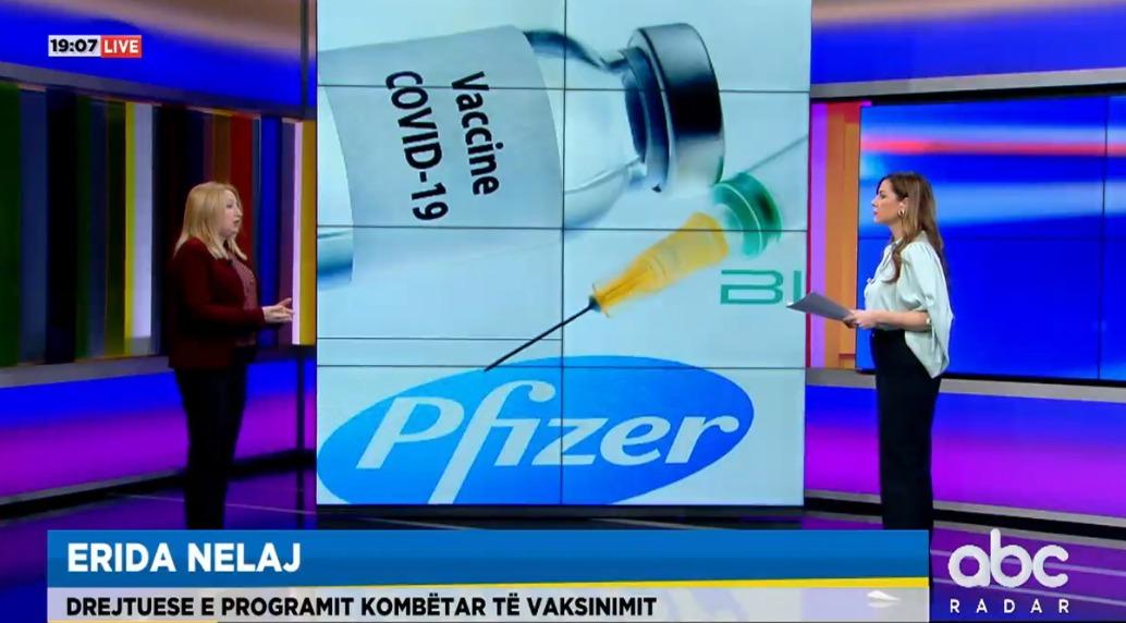 """Drejtuesja e Vaksinimit në """"ABC"""": Protokolli, kapacitetet dhe kushtet për dozat anti-Covid"""