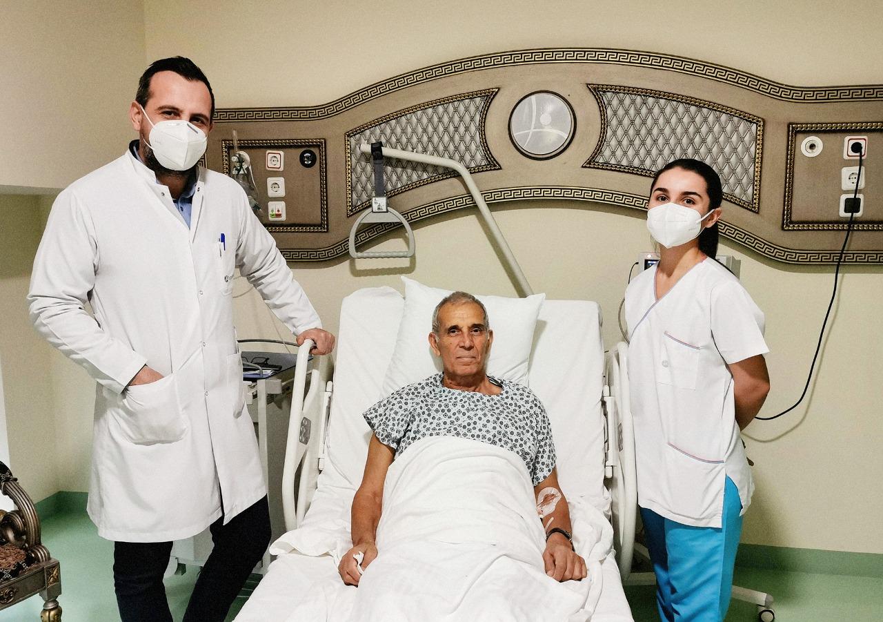 Koronavirusi i nxorri në pah sëmundjen e fshehtë, si ia doli te Spitali Amerikan 64-vjeçari me dy diagnoza të rënda