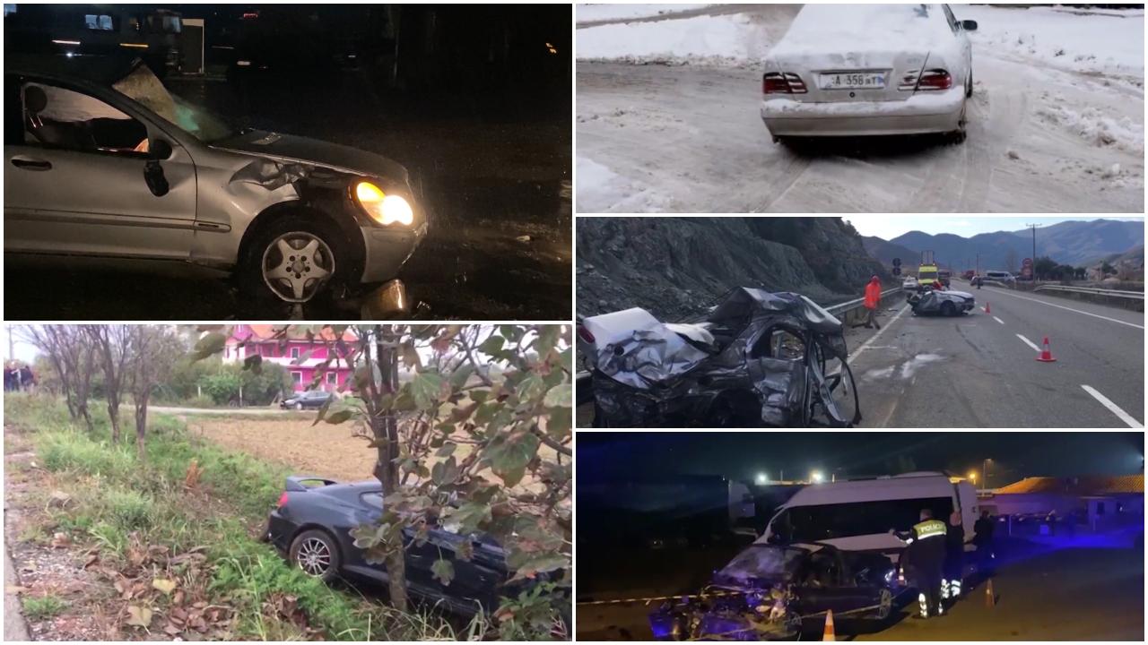 Shifra lufte nga aksidentet, 11 të vdekur nga 1 janari