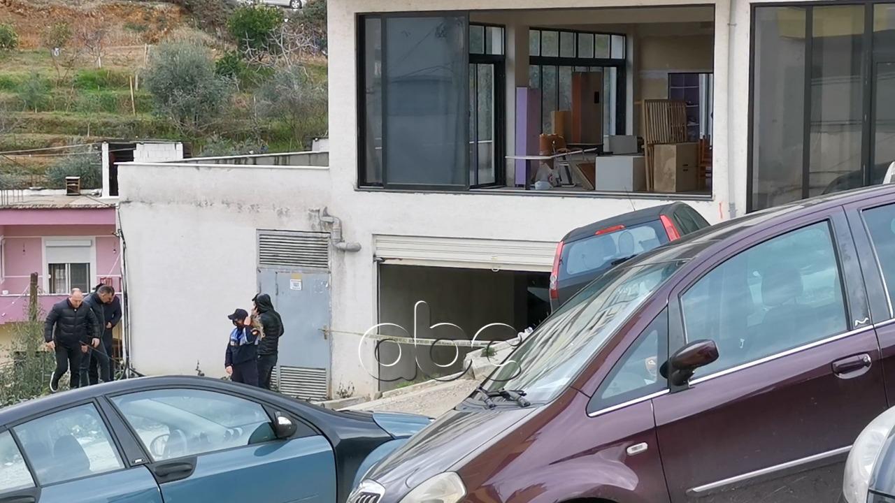 Shpërthen me eksploziv makina në garazhin e një pallati në Tiranë