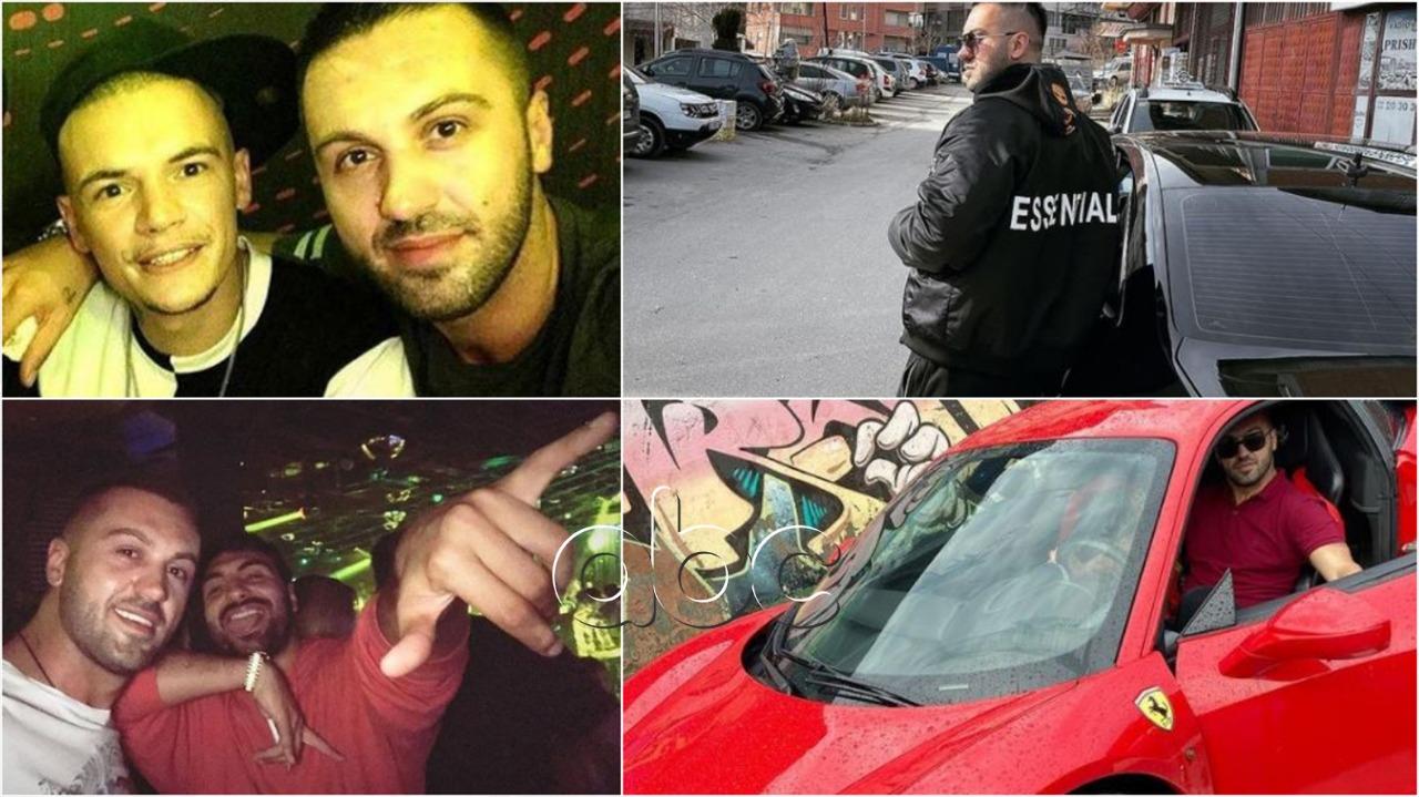 E vrau babai, miqësia me VIP-at dhe jeta e luksit e Albert Krasniqit