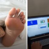Profesori nuk përmbahet, kryen mardhënie me partneren gjatë mësimit 'online'