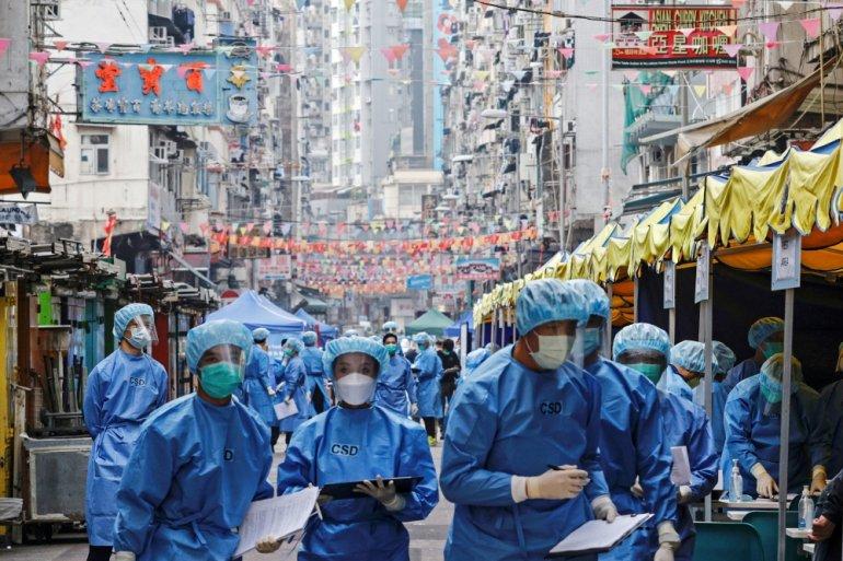Mbi 100 milionë të infektuar me koronavirus në të gjithë botën