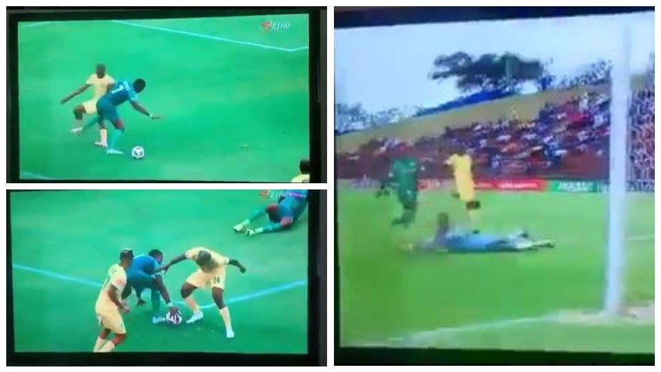 """VIDEO/ """"Topi është i imi"""", penalltia më skandaloze e të gjitha kohërave"""