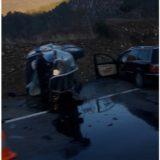 Aksident në rrugën e Kombit, dyshohet për dy të plagosur