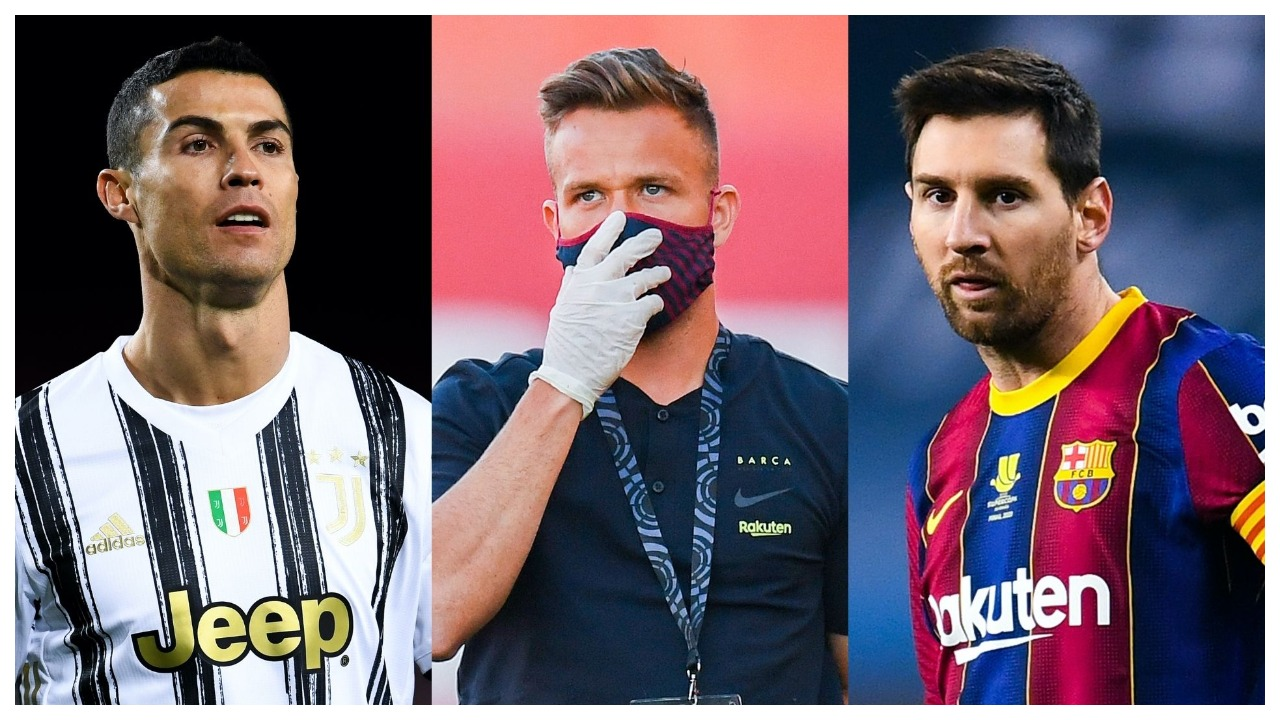 Messi apo Ronaldo, juventini Arthur bën zgjedhjen e vështirë