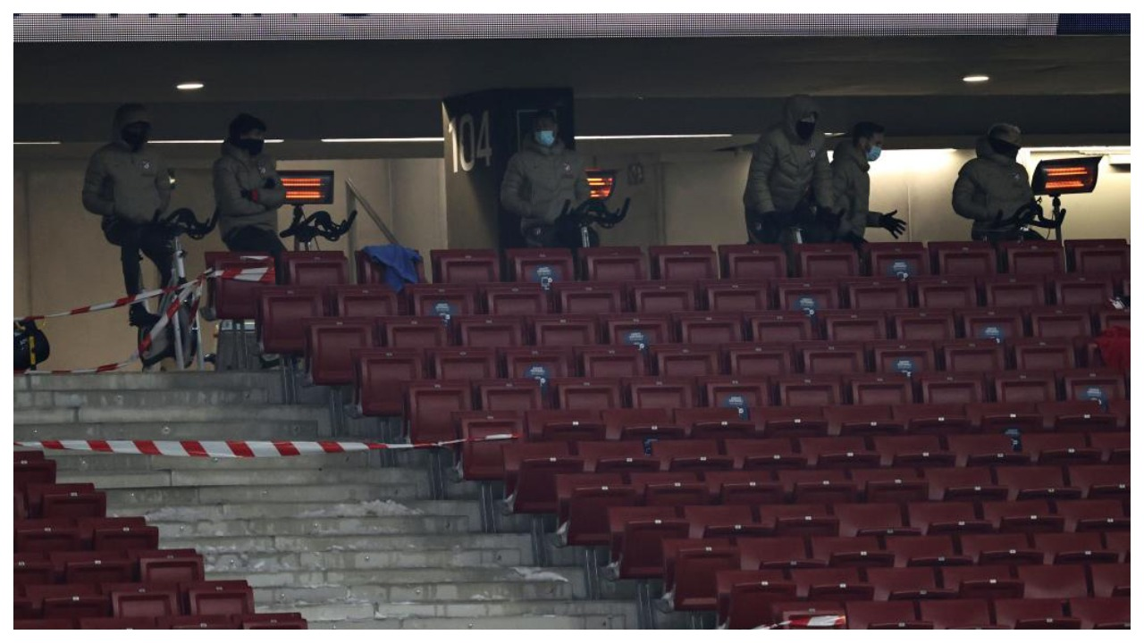 "VIDEO/ Acari në ""Wanda Metropolitano"", si e zgjidh Atletico Madrid hallin e madh"