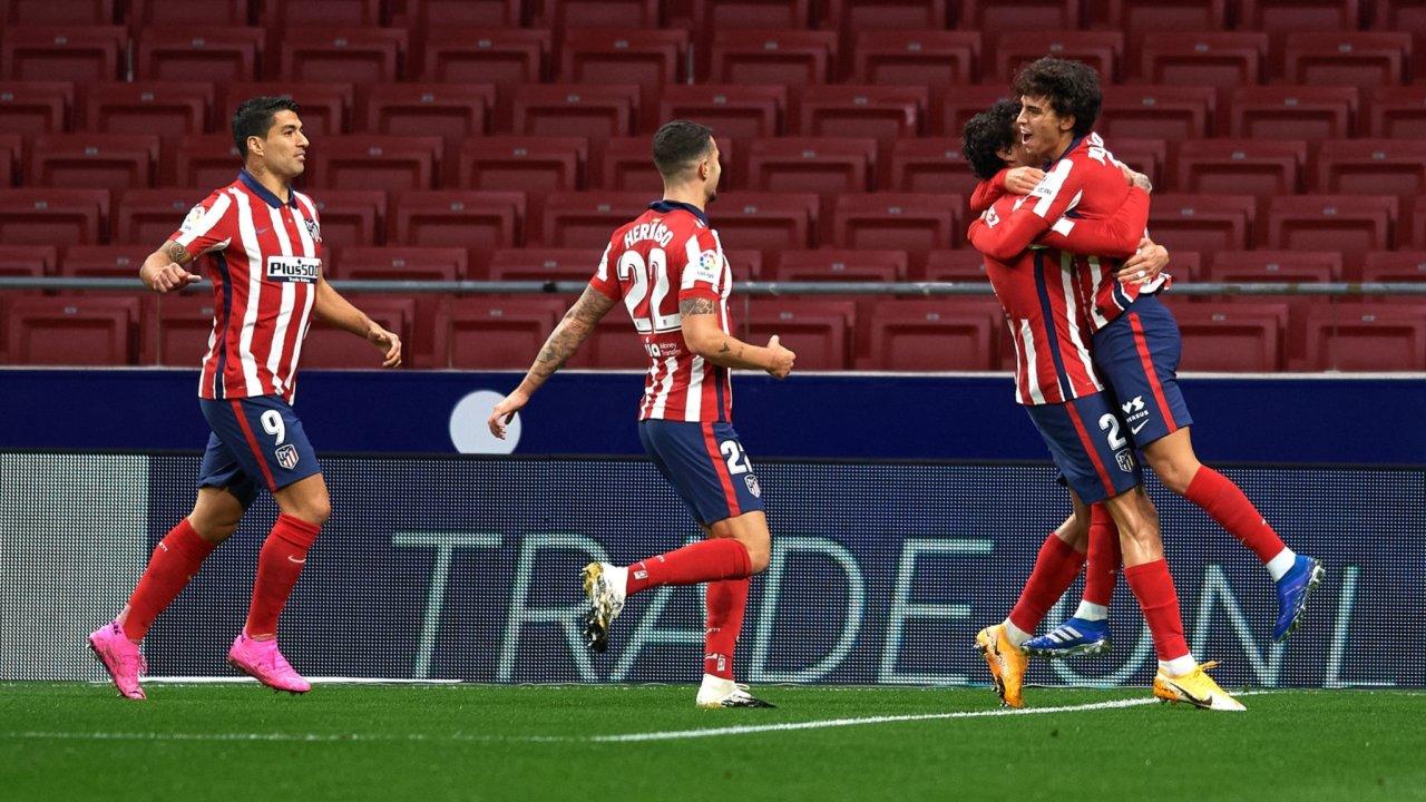 """VIDEO/ Sevilla nuk reziston dot, Atletico Madrid e """"pickon"""" dy herë"""