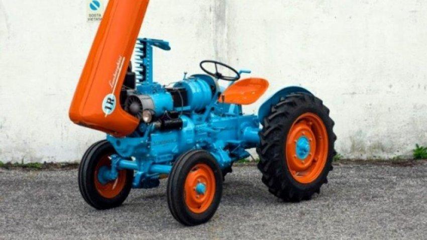 Nuk është shaka, Lamborghini nxjerr në shitje një traktor