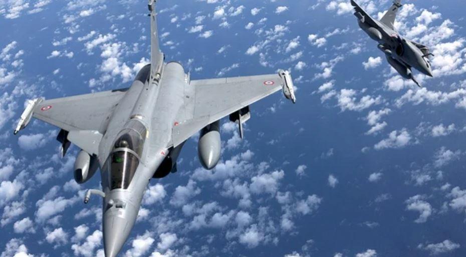 Turqia lëshon një breshëri fluturimesh me avionë luftarakë mbi Greqinë