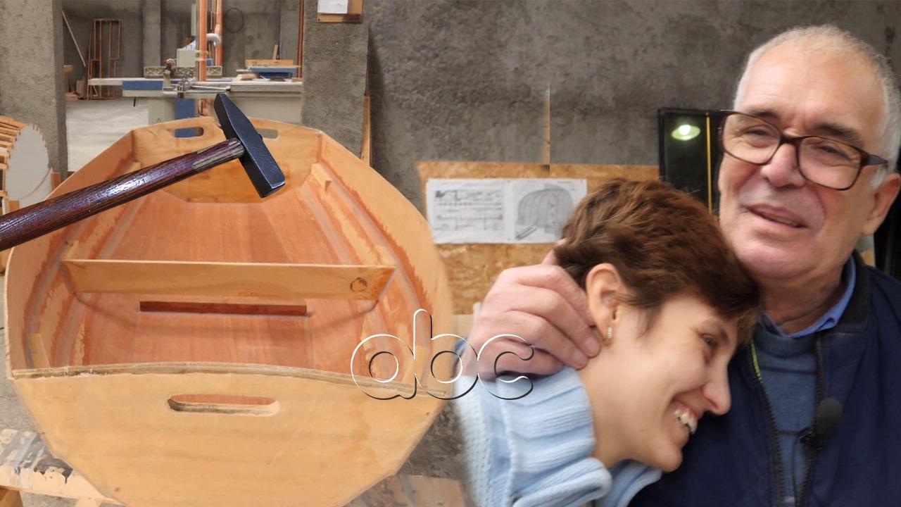 Çekici ishte dhurata e parë, sot ajo është inxhinierja e parë navale në Shqipëri