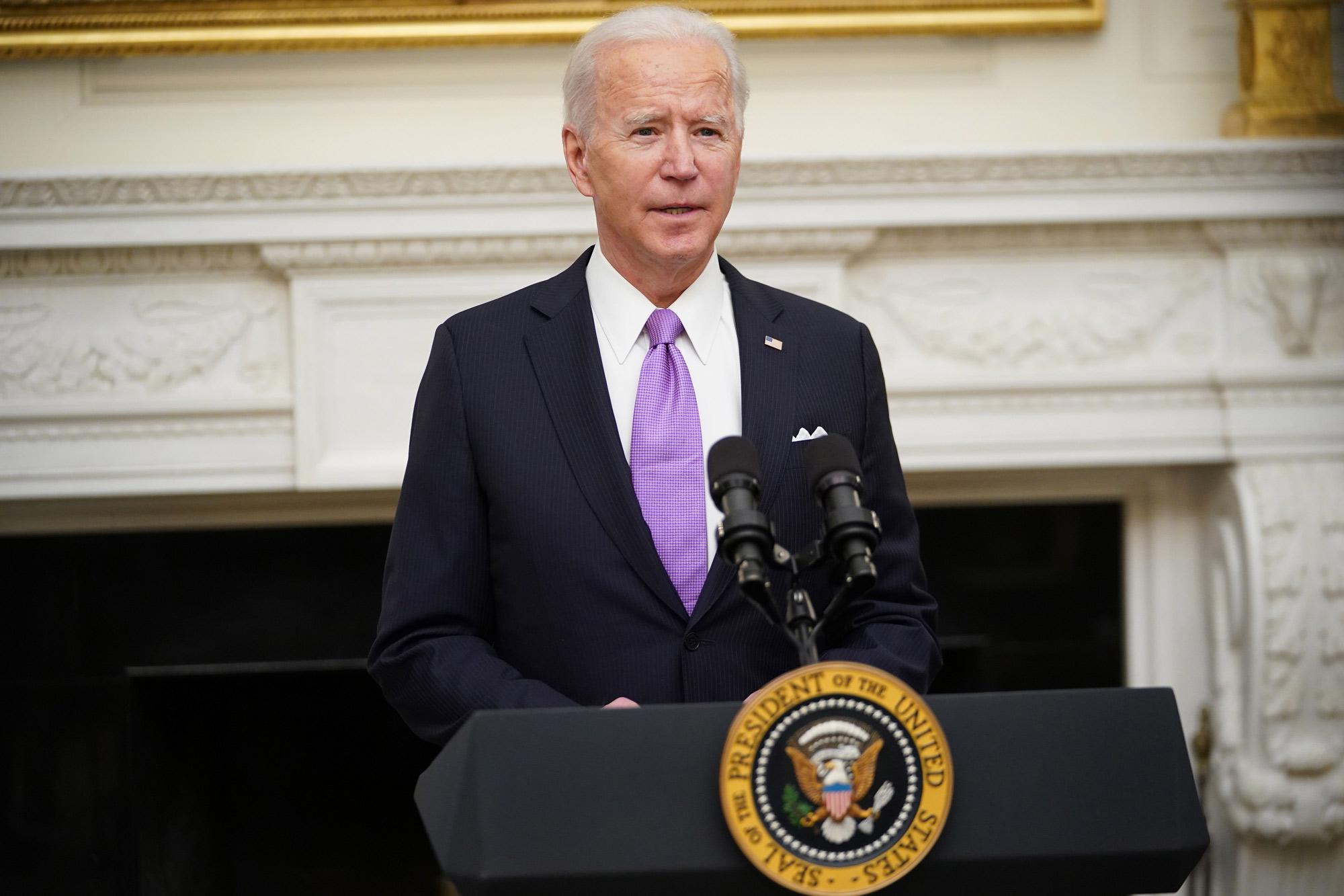 Joe Biden shpalos planin e tij për të luftuar koronavirusin