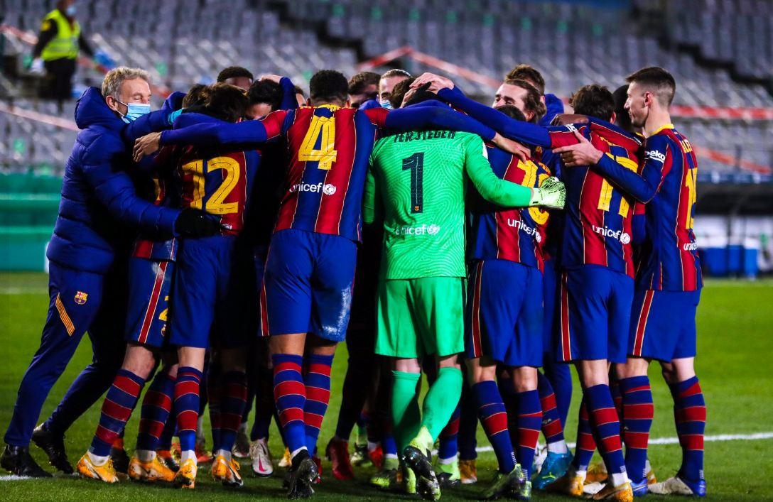Del i lirë pas mbylljes së sezonit, Barcelona nis kontaktet me sulmuesin