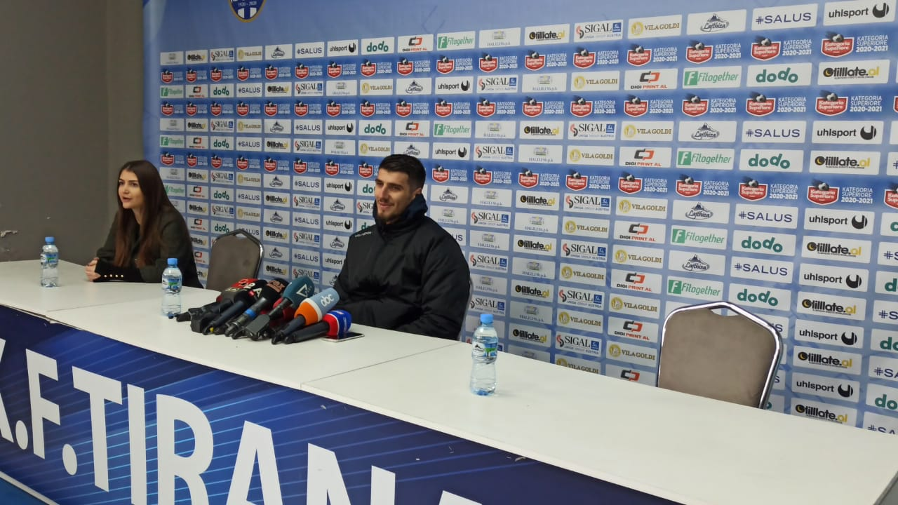 Bekaj: Mbrojtja jonë më e mirë se sulmi i tyre, nesër e mundim Partizanin