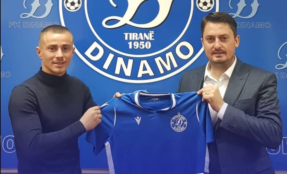 Zyrtare/ Dinamo bën afrimin e parë, vjen mesfushori elbasanas