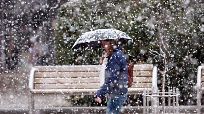 Temperatura deri në -7°C, mësoni parashikimin e motit për ditën e sotme