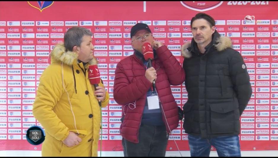 Brdaric: Nuk jemi ekip i klasit evropian, të mësojmë nga kjo ndeshje