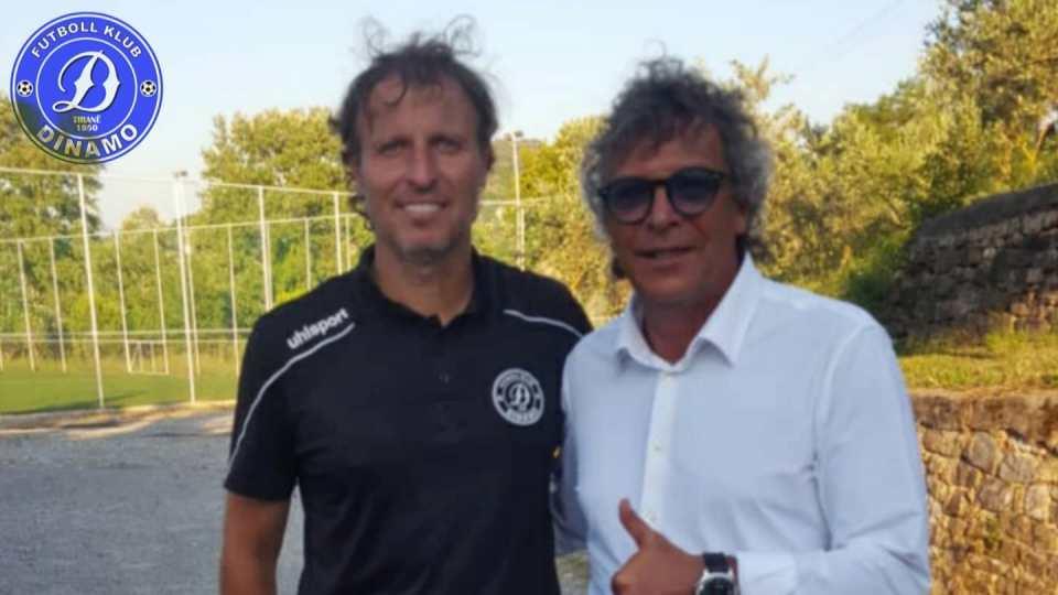 Moriero: Në Itali na harruan, te Dinamo për ta kthyer në majë