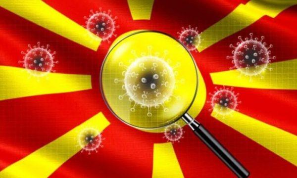 13 viktima dhe 72 raste të reja me Covid në Maqedoninë e Veriut