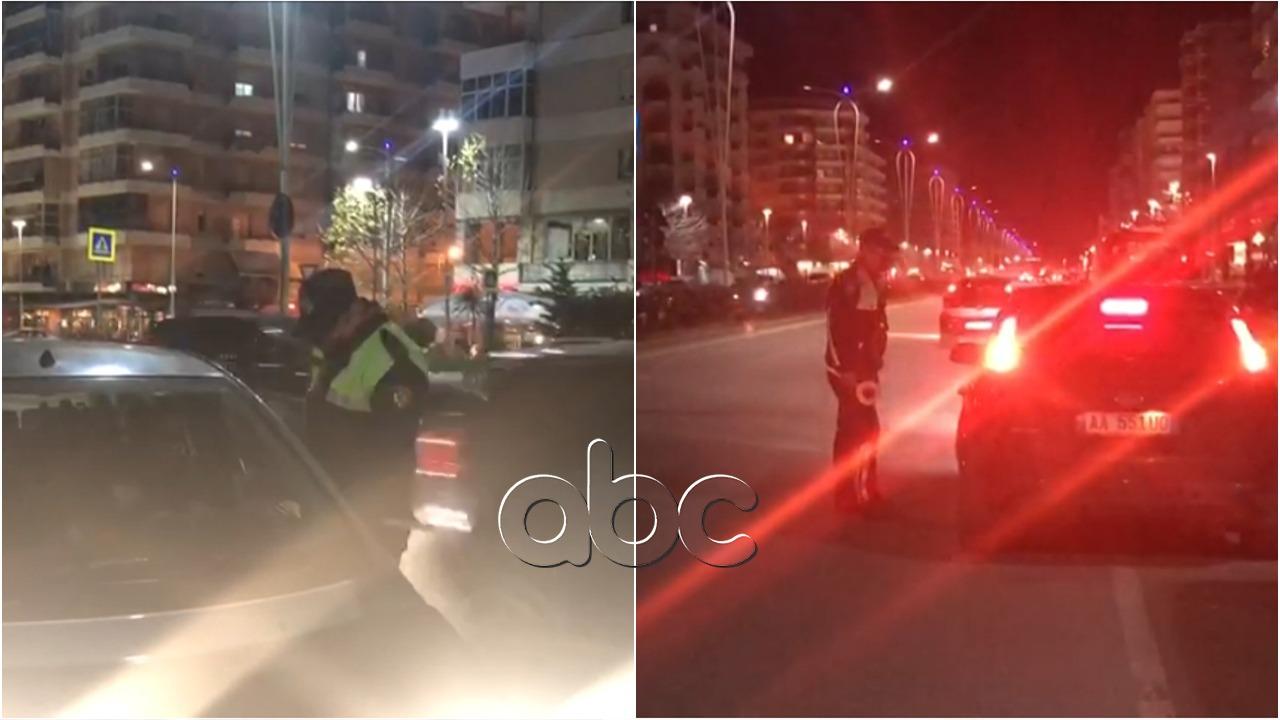 Aksidentet rrugore, policia kontrolle të shumta në Vlorë