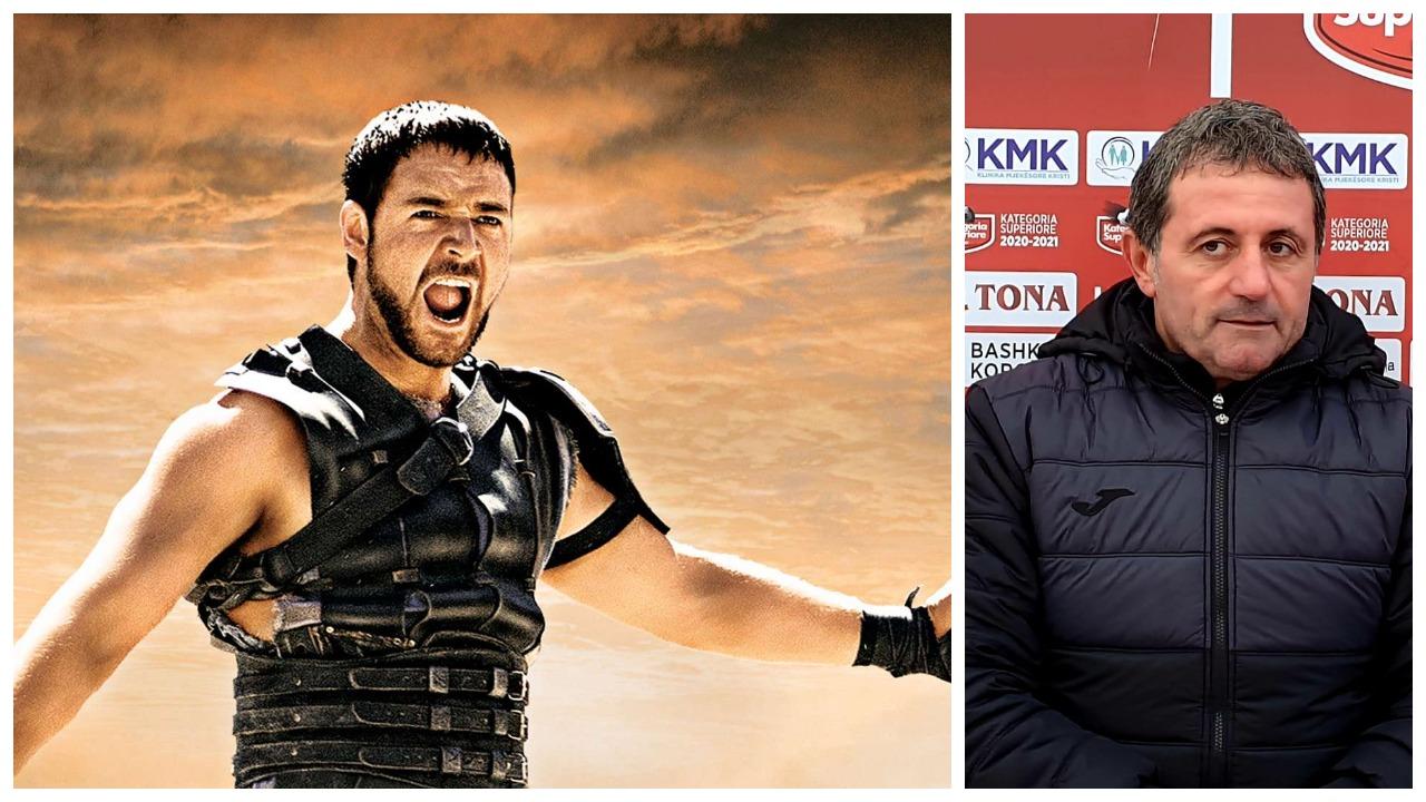 """VIDEO/ Pamje nga """"Gladiatori"""" dhe fjalimi i Dajës, si u motivua Partizani"""