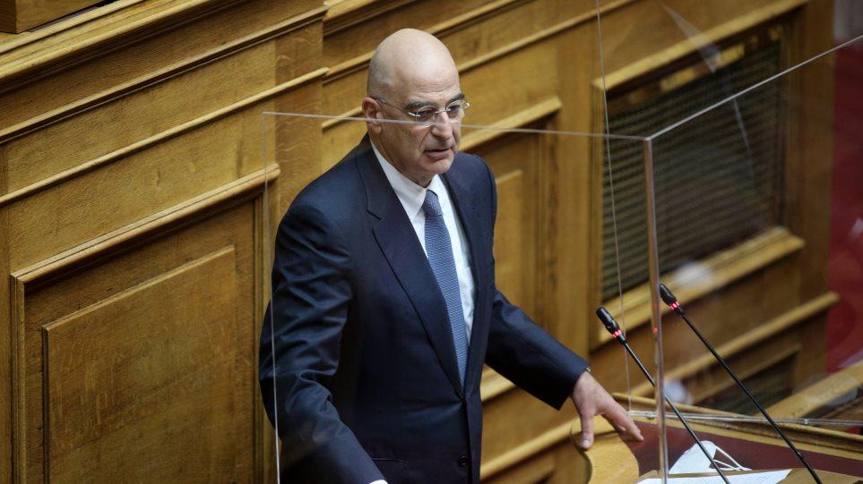 Dendias në Parlamentin grek: 12 miljet në Jon na japin 13 000 km2 territor të ri