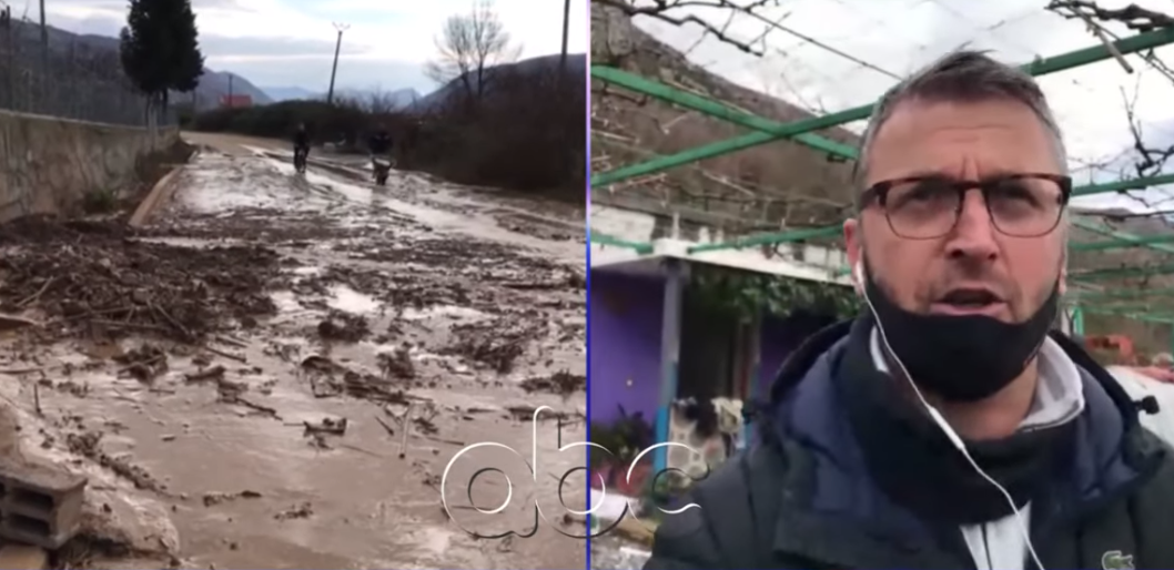 Vijon rrëshqitja e dheut në Torovicë, familjet e prekura në panik dhe pa një zgjidhje