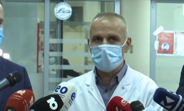 20-vjeçarja u plagos nga shpërthimi, drejtori i Emergjencës: Pësoi djegie në fytyrë, kokë e qafë