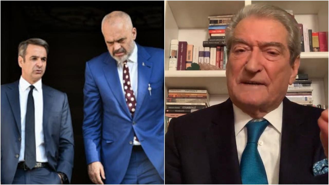 Zgjerimi i Greqisë në Jon, Berisha për ABC: Mitsotakis t'i bëjë Ramës një përmendore