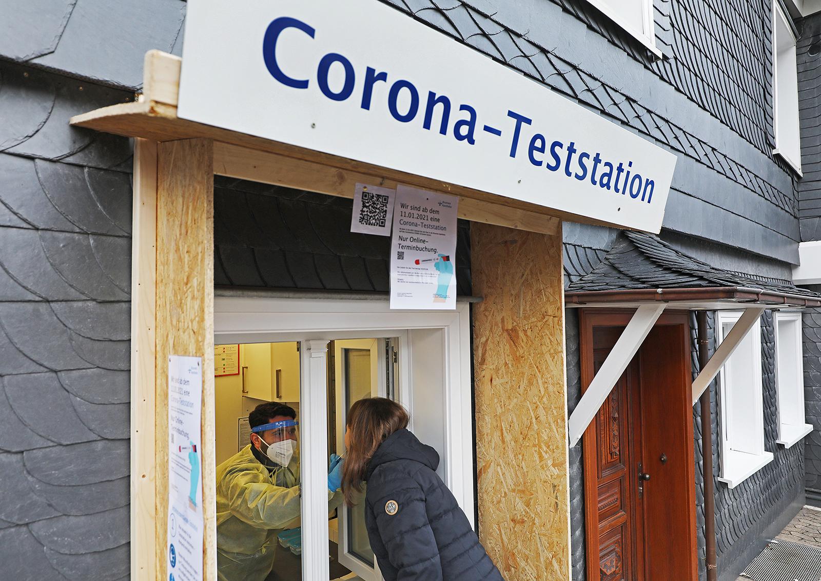 Gjermania bëhet vendi i dhjetë në botë që tejkalon 2 milionë raste me Covid-19