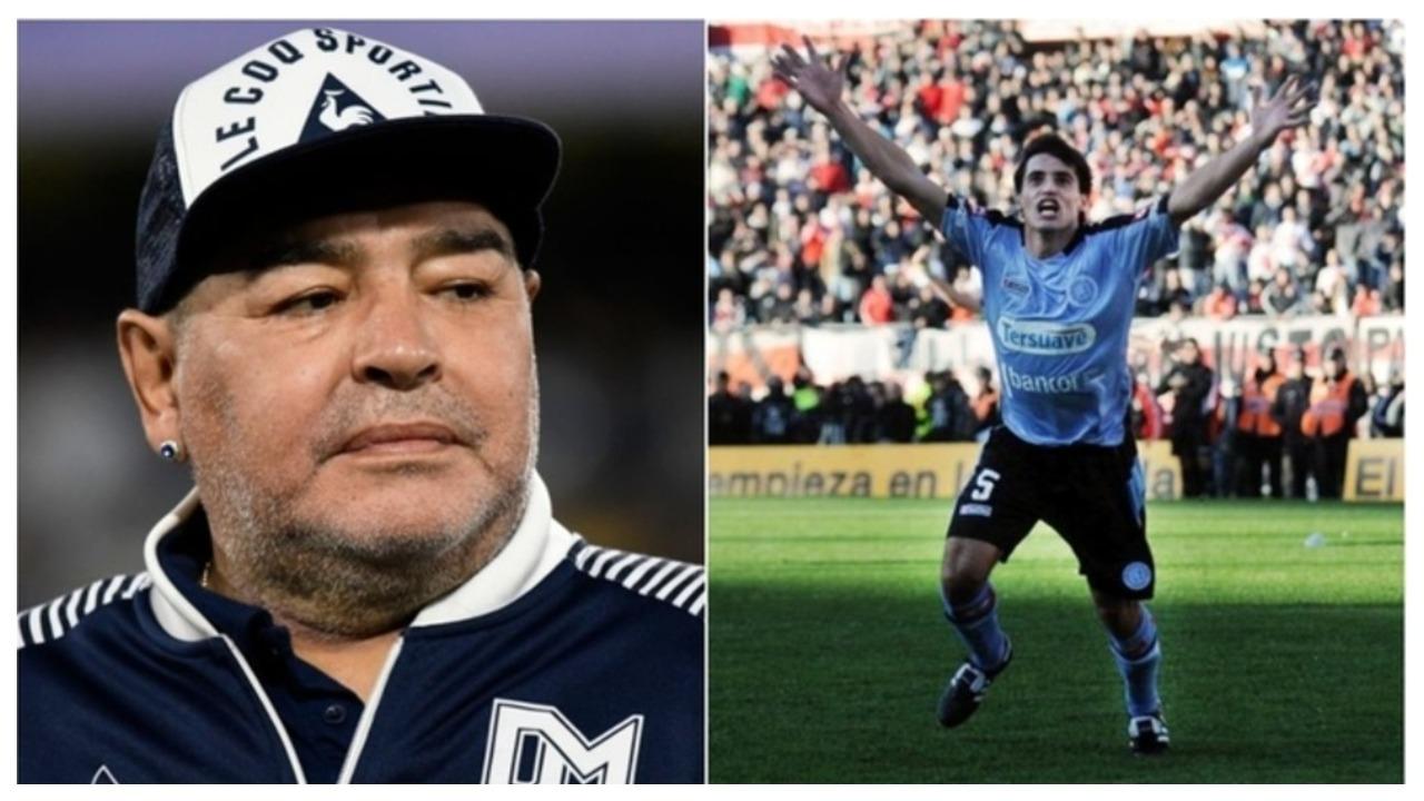 """""""Maradona hidhej përpjetë"""", rrëfehet njeriu që fundosi armiqtë e Boca Juniors"""