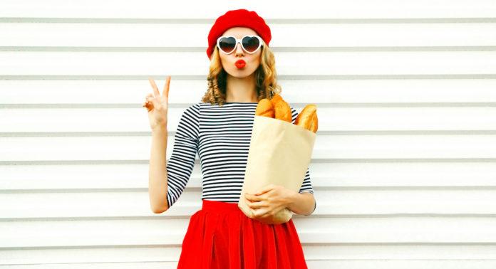 Gratë franceze ndajnë sekretin: Ha dhe duku elegante!