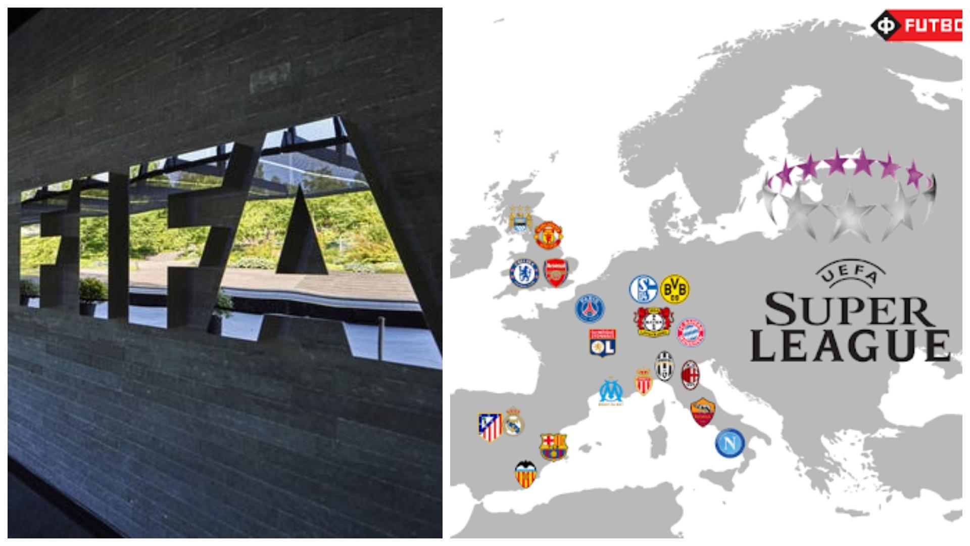 """""""Gjithmonë pro shpërndarjes së drejtë financiare"""", FIFA kundër Super League"""