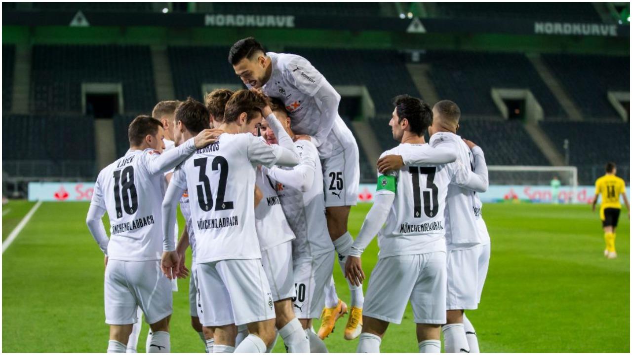 VIDEO/ Fitore spektakolare e M'Gladbach, Haaland nuk i mjafton Dortmundit