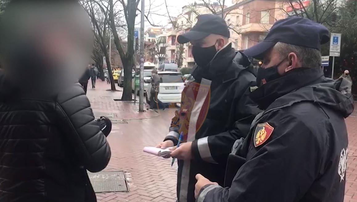 Shkelën rregullat anti Covid, ndëshkohen 427 qytetarë në 24 orët e fundit
