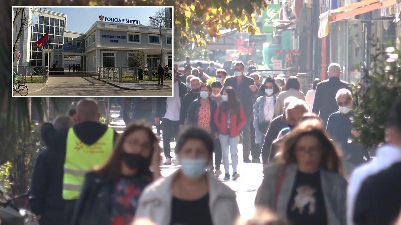Maskat anti-covid fshehin hajdutët, denoncimet: Na zënë pritë në hyrje të pallateve dhe errësirë