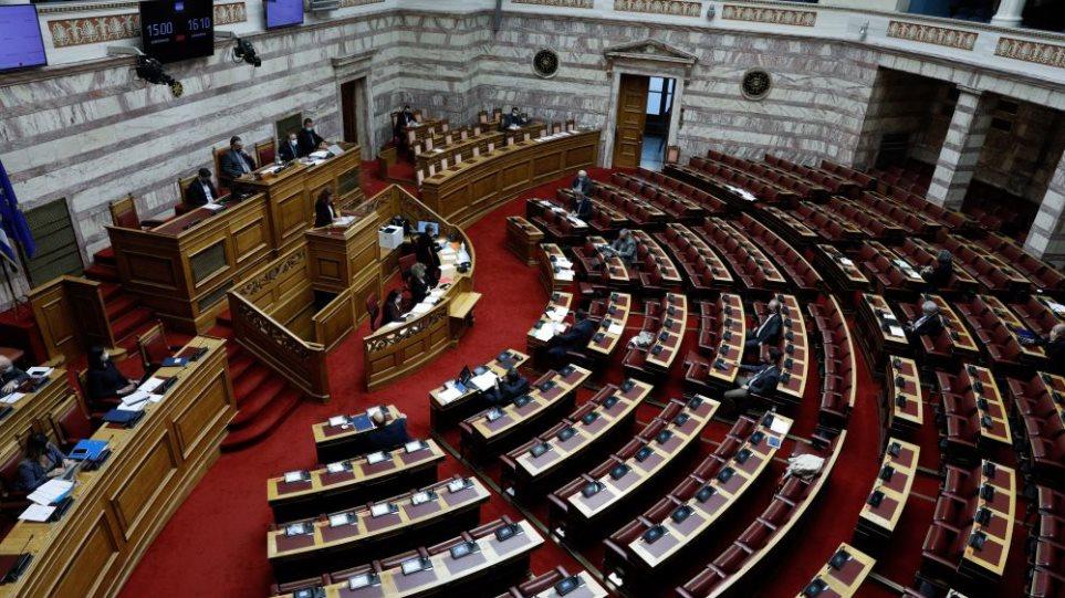 Parlamenti grek voton me shumicë votash zgjerimin e detit territorial me 12 milje në Jon