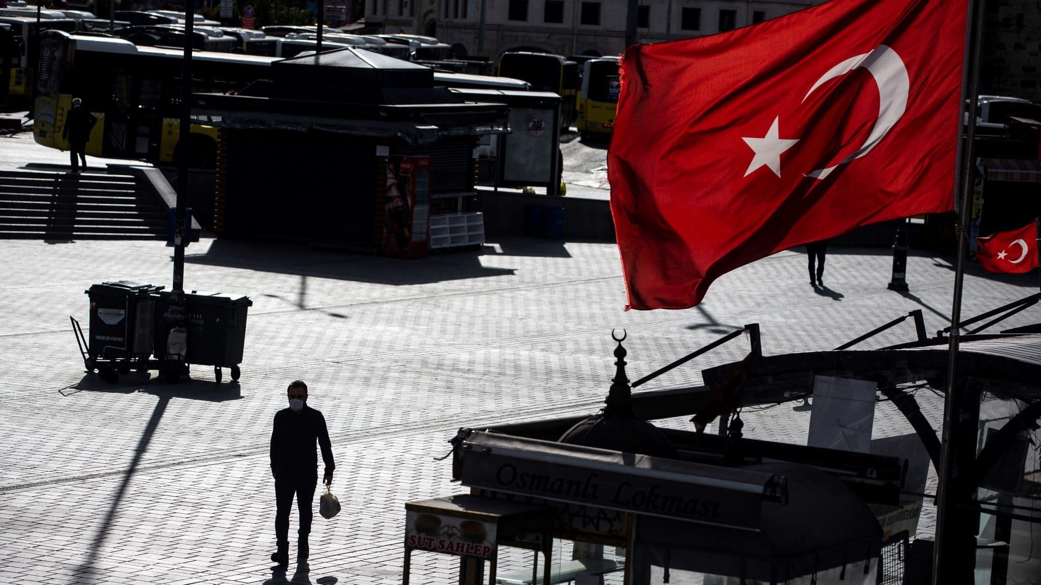 238 arrestime në radhët e ushtrisë turke: Akuzohen për lidhje me Gulen