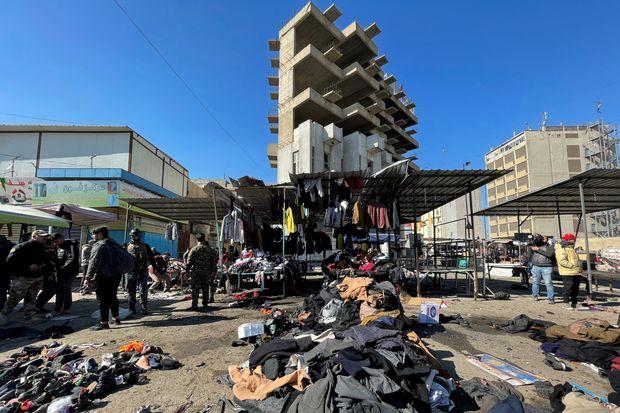 Shteti Islamik merr përgjegjësinë për sulmet në Bagdad