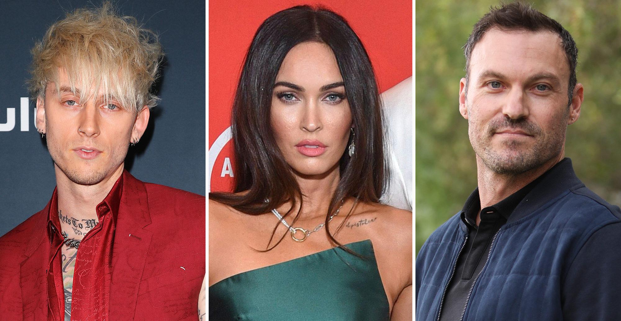 Pak kohë pas ndarjes nga ish-bashkëshorti, Megan Fox fejohet me të dashurin e ri
