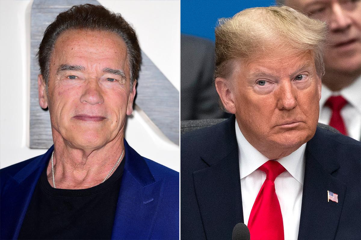 """""""Presidenti më i keq në histori"""", Schwarzenegger i krahason mbështetësit e Trump me nazistët"""