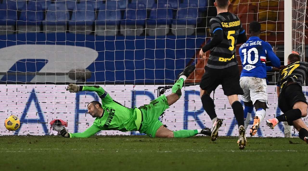 """VIDEO/ Dy """"ishë"""" i bëjnë gjëmën Interit, festojnë Roma, Lazio e Atalanta"""