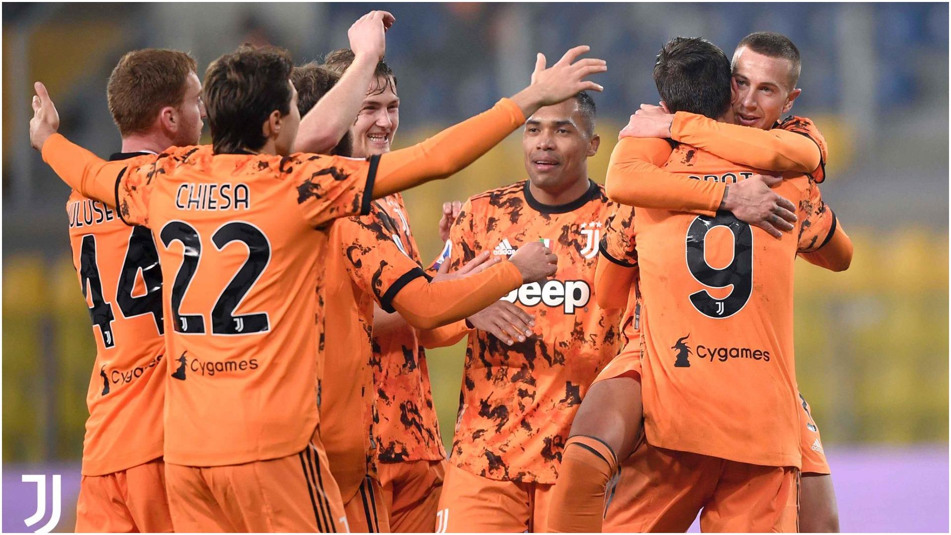 Juventusi pa një titullar ndaj Milanit, infektohet ylli i mbrojtjes