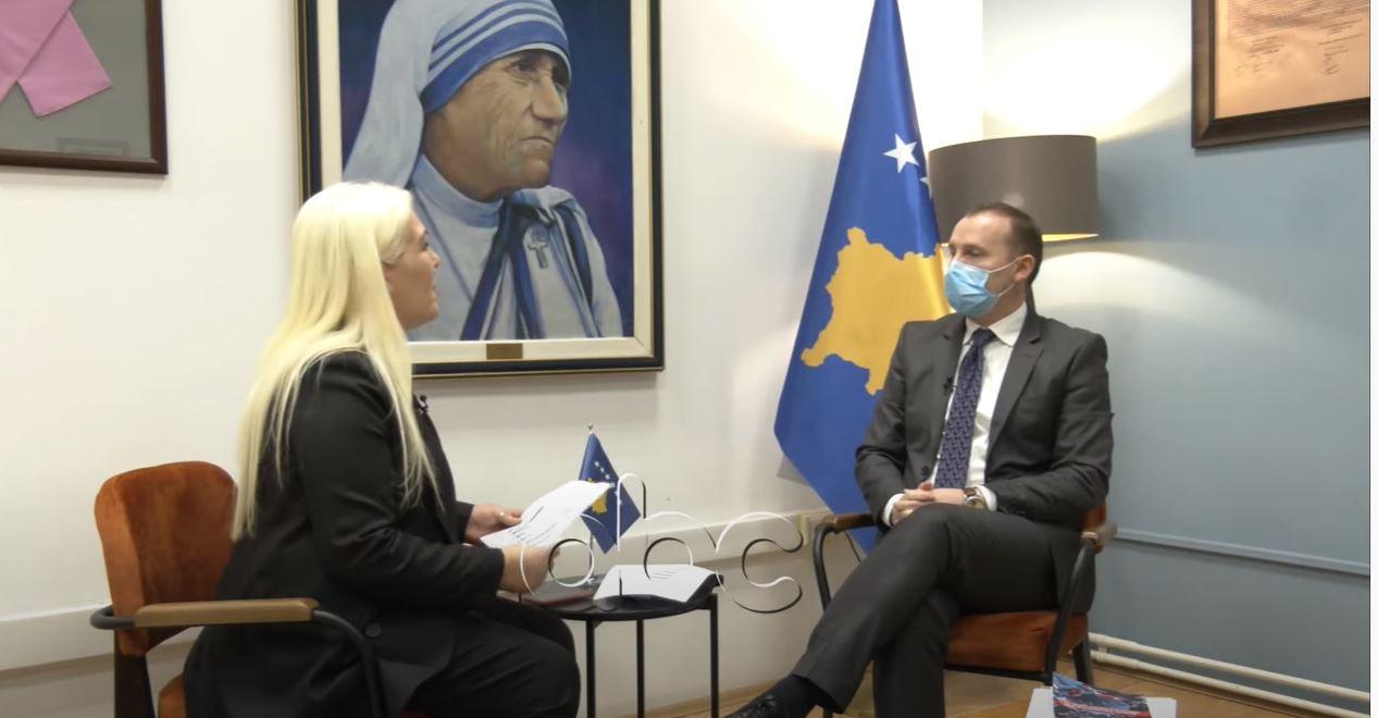 INTERVISTA/ Nga menaxhimi i Covid tek vaksina, Zemaj: Kosova pret ndihmë edhe nga Shqipëria