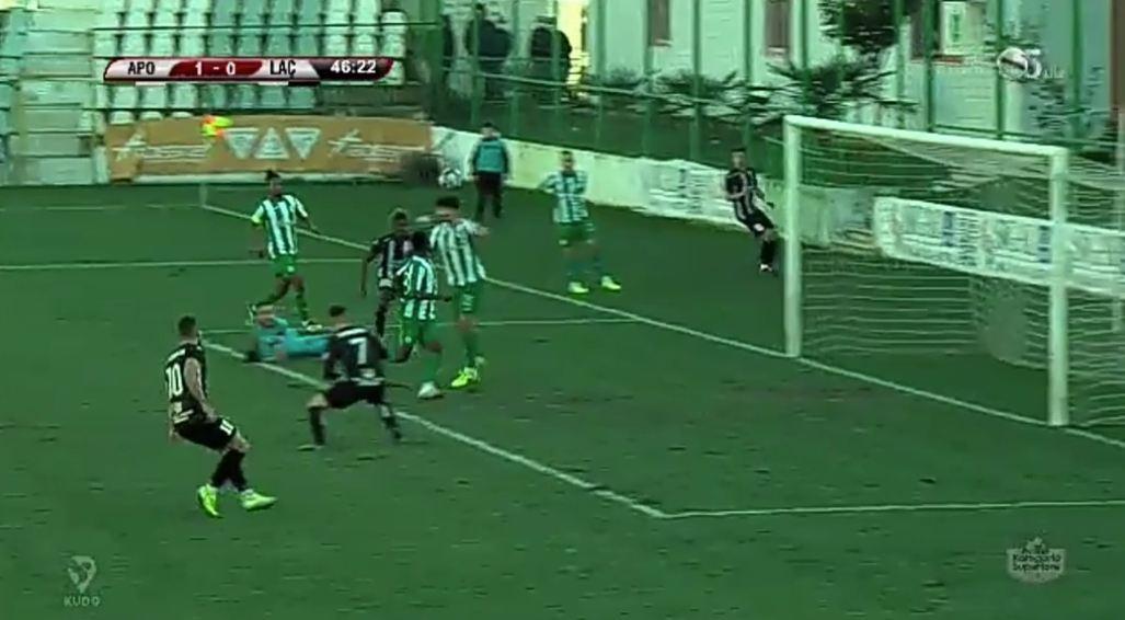 VIDEO/ Polemika në Apolonia-Laçi, shkak një gol i anuluar