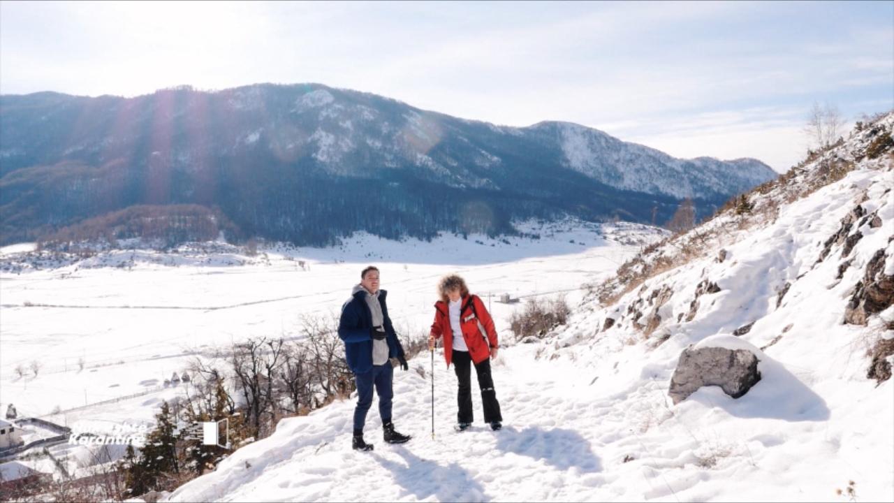 """""""Nëna e maleve"""" i rikthehet pasionit të vjetër, Ladi Sulo ndan eksperiencën në alpinizëm"""