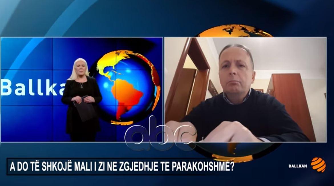Përfaqësuesi DPS: Mali i Zi në krizë politike, zgjedhjet e parakohshme zgjidhin situatën