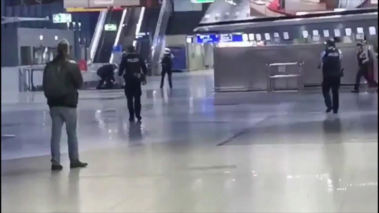 Alarm për bombë në Aeroportin e Frankfurtit, evakuohen qindra pasagjerë