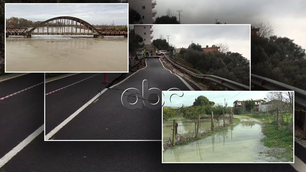 Çahet rruga në Borsh që u inaugurua para një viti, banorët: Gjithmonë ky muhabet